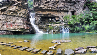 Taihang Grand Canyon summer cool travelogue