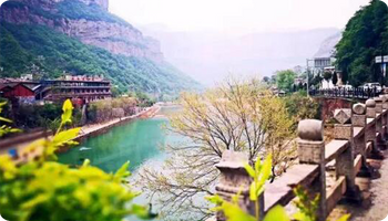 【Graduation permit, crazy 218】 This summer's most graduation tour, all in the Taihang Grand Canyon, traveling!